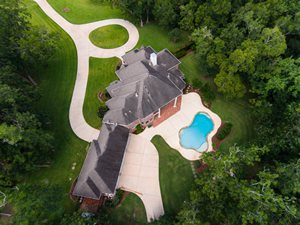 Sugarland Aerial Photography